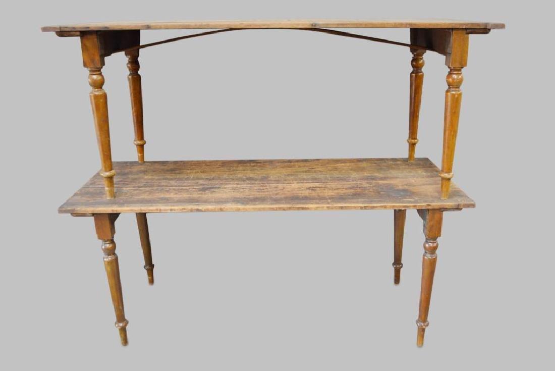 "Folding Table X-2 30""H,   72""L,   29 1/2""W      ea."