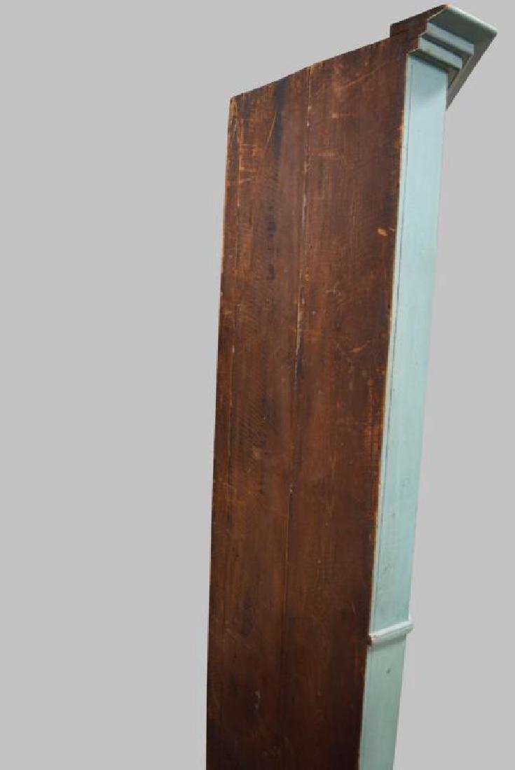 19th Cen. Pa. 12-Paned Corner Cupboard in Original - 3