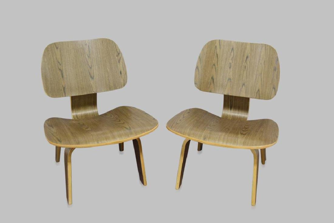 "Mid-Century Modern Chair X-2 27""H,   22""  x   24"""