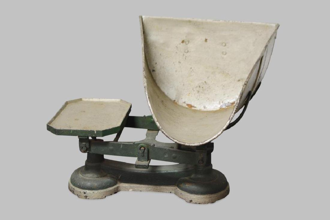"""General Store Scale 17 3/4""""H,    21""""  x   27 3/4"""""""