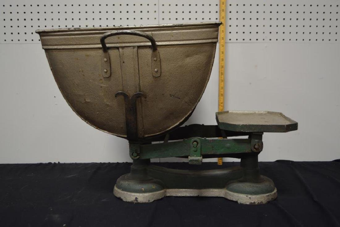 """General Store Scale 17 3/4""""H,    21""""  x   27 3/4"""" - 2"""