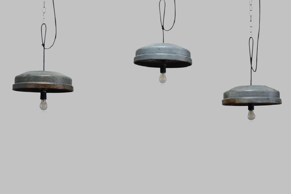 Industrial Hanging Light - 2