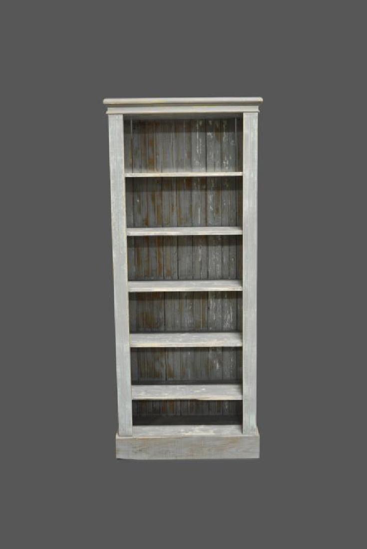 "General Store Display Shelf 77 1/2""H,   30""L,   13""W"