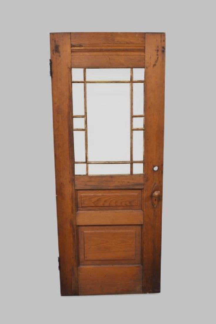 "Architectural Painted Door 78 3/4""  x   31 3/4"" - 2"
