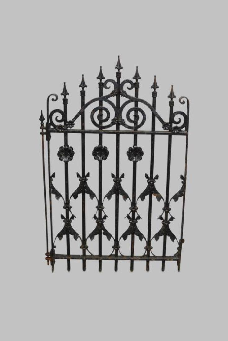 """Iron Gate from New Orleans 53 1/2""""  x   34 1/4"""""""