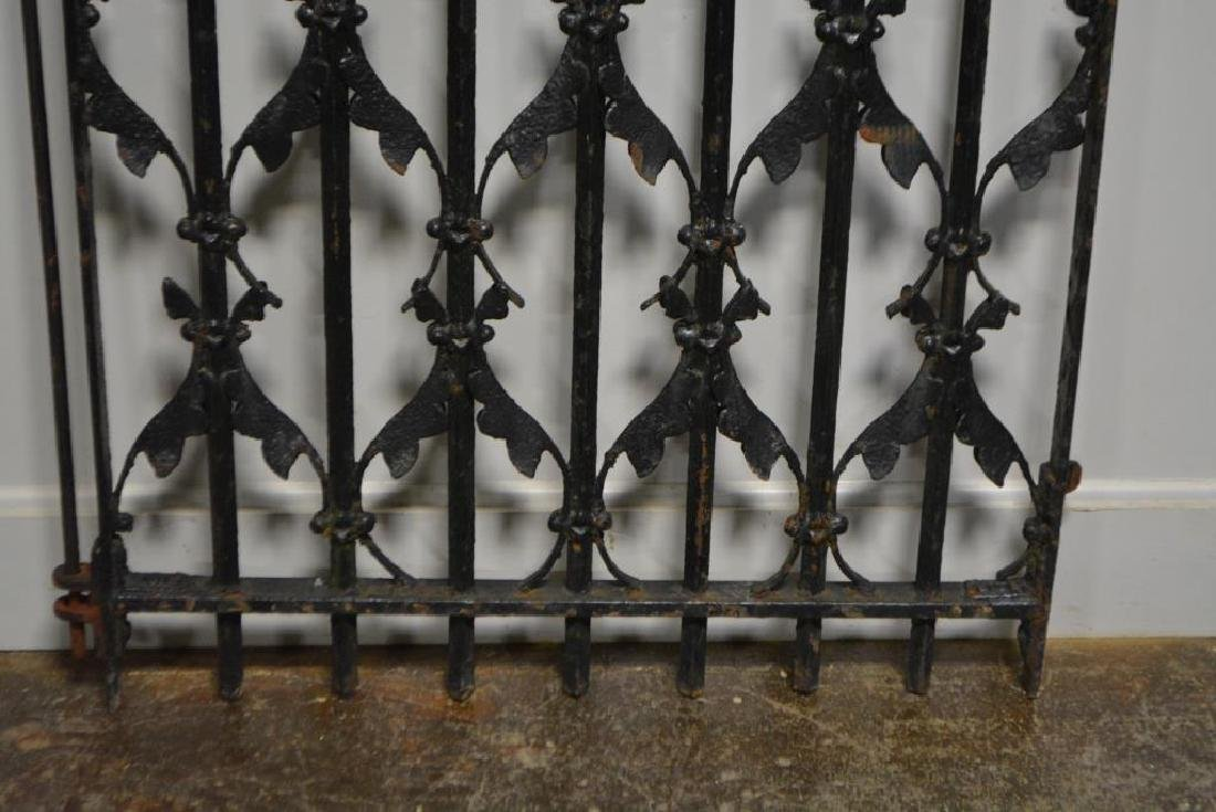 """Iron Gate from New Orleans 53 1/2""""  x   34 1/4"""" - 2"""