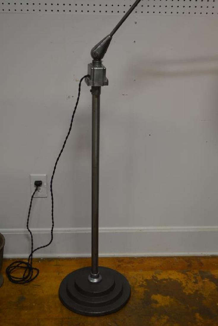 "Industrial Floor Lamp 62""H - 2"