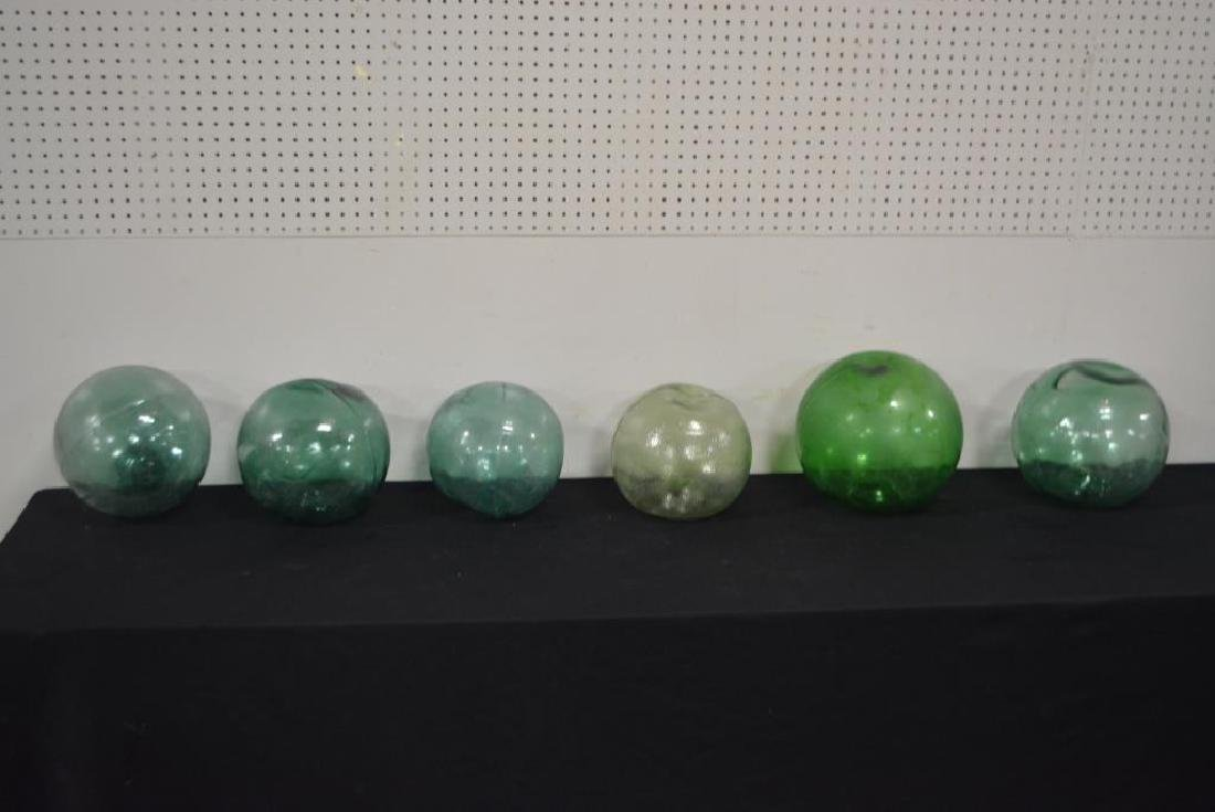 Glass Float X-6