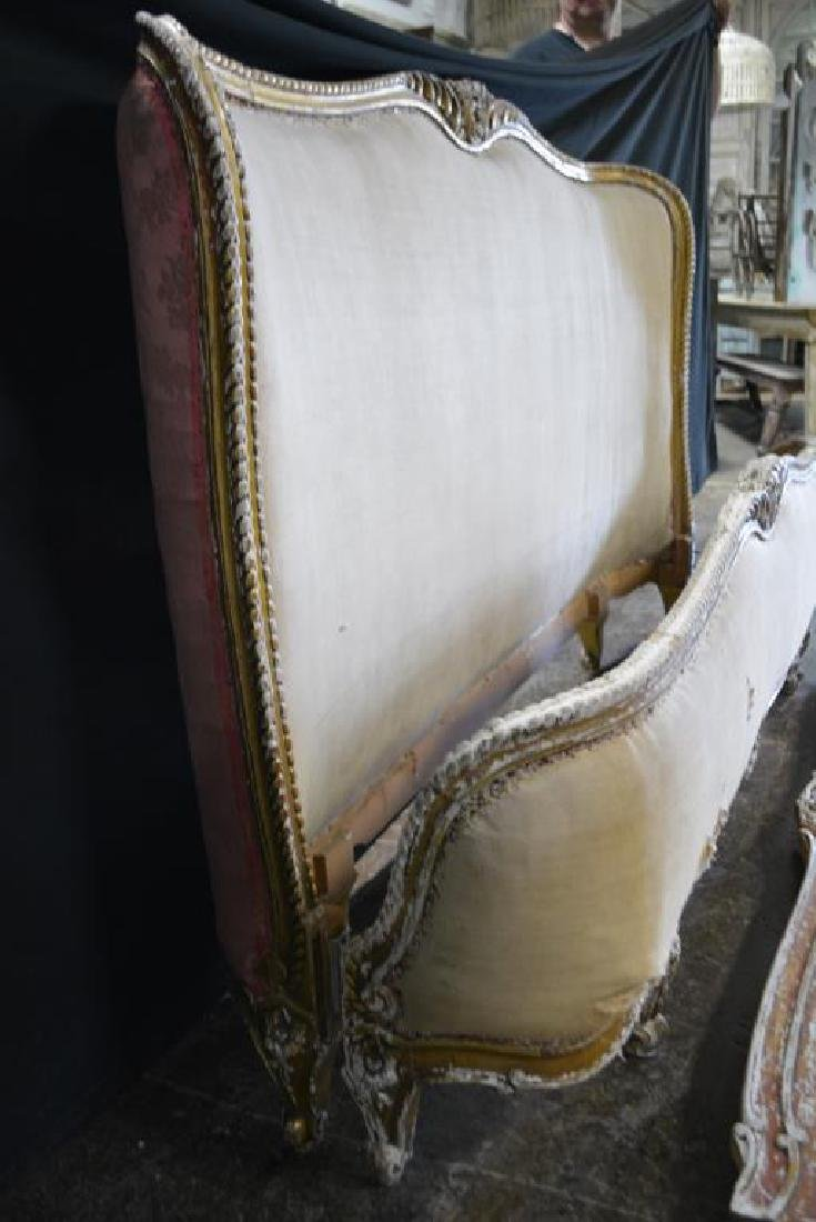 French Upholstered Bed - 2