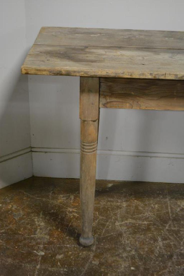 "Pa. Farm Table 31""H,   150 1/2""L,   21 3/4""W - 2"