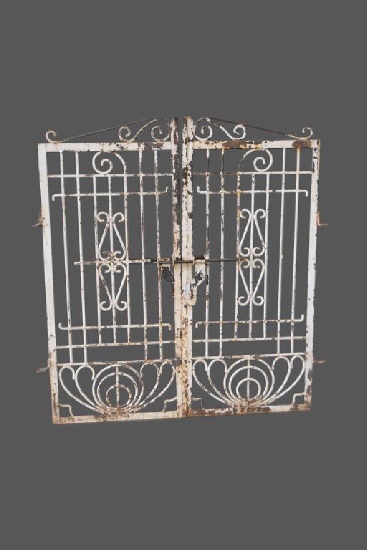 """French Iron Gate 50 1/2""""  x   25""""      ea."""