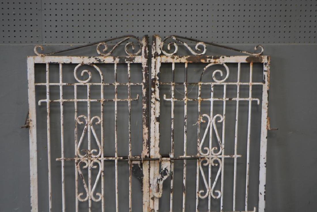 """French Iron Gate 50 1/2""""  x   25""""      ea. - 2"""