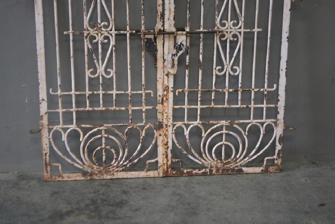 """French Iron Gate 50 1/2""""  x   25""""      ea. - 3"""