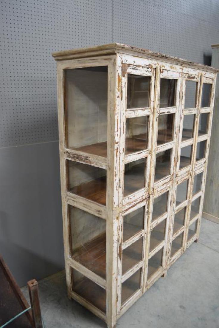One Piece Store Display Cupboard w/ glass - 4