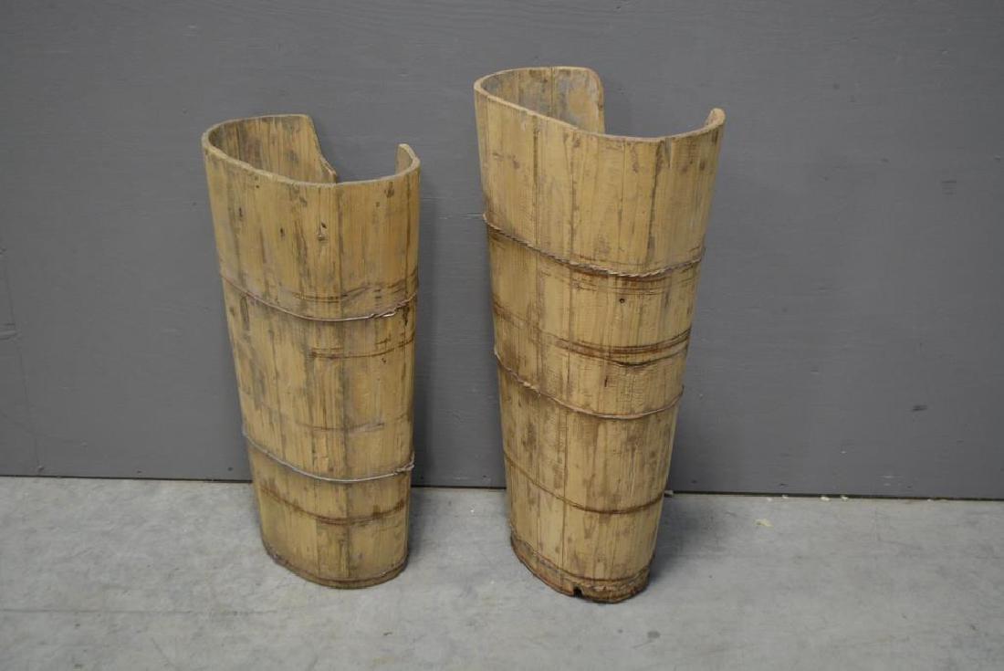 Wooden Grape Hod - 3
