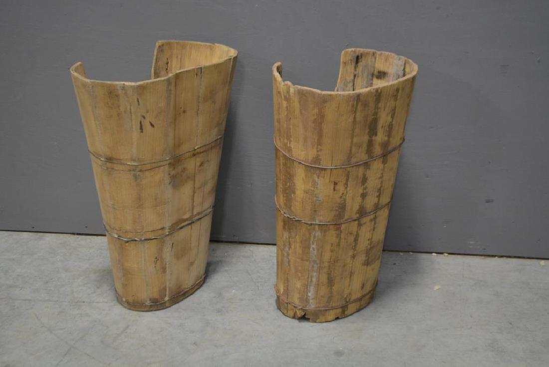 Wooden Grape Hod - 2