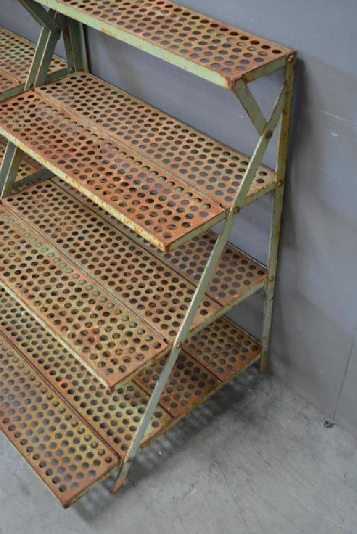 French Metal Plant Stand - 2
