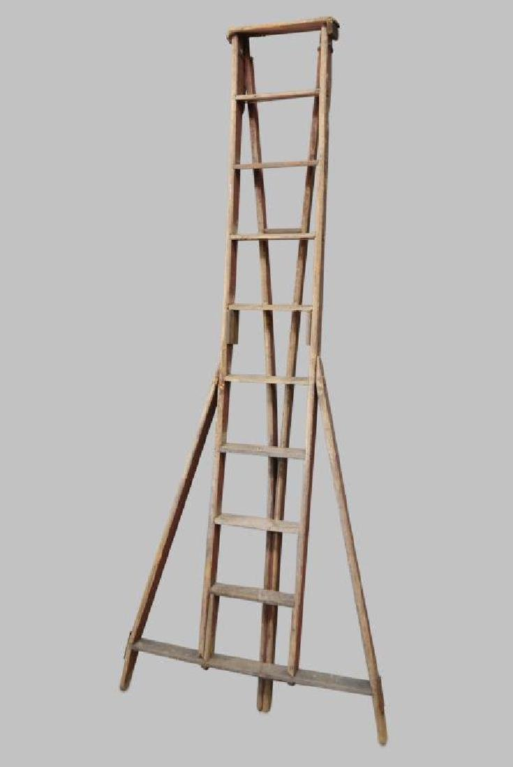 "Apple Orchard Ladder 116 1/4""  x   47 1/2"""