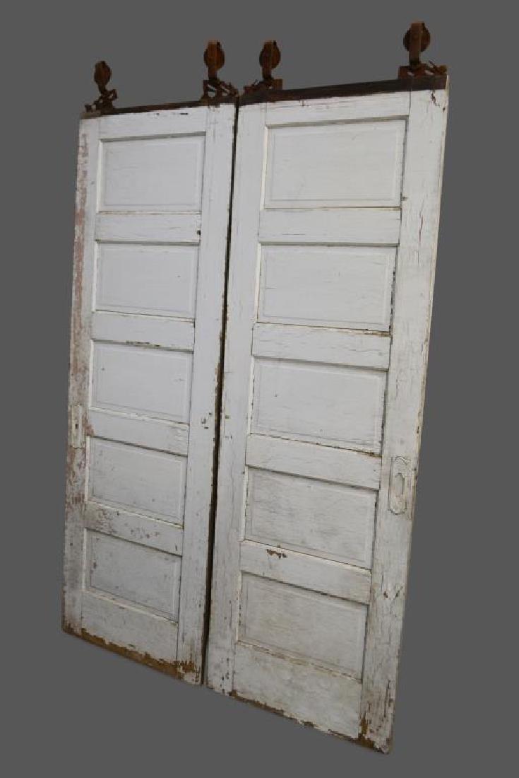 """Painted Barn Door X-2 97 1/2""""  x   30 1/4""""      ea."""
