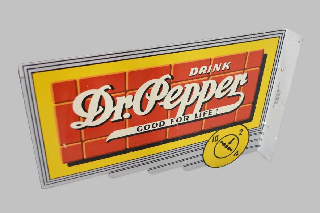 """Dr. Pepper Flange 14""""  x   21 1/4"""""""