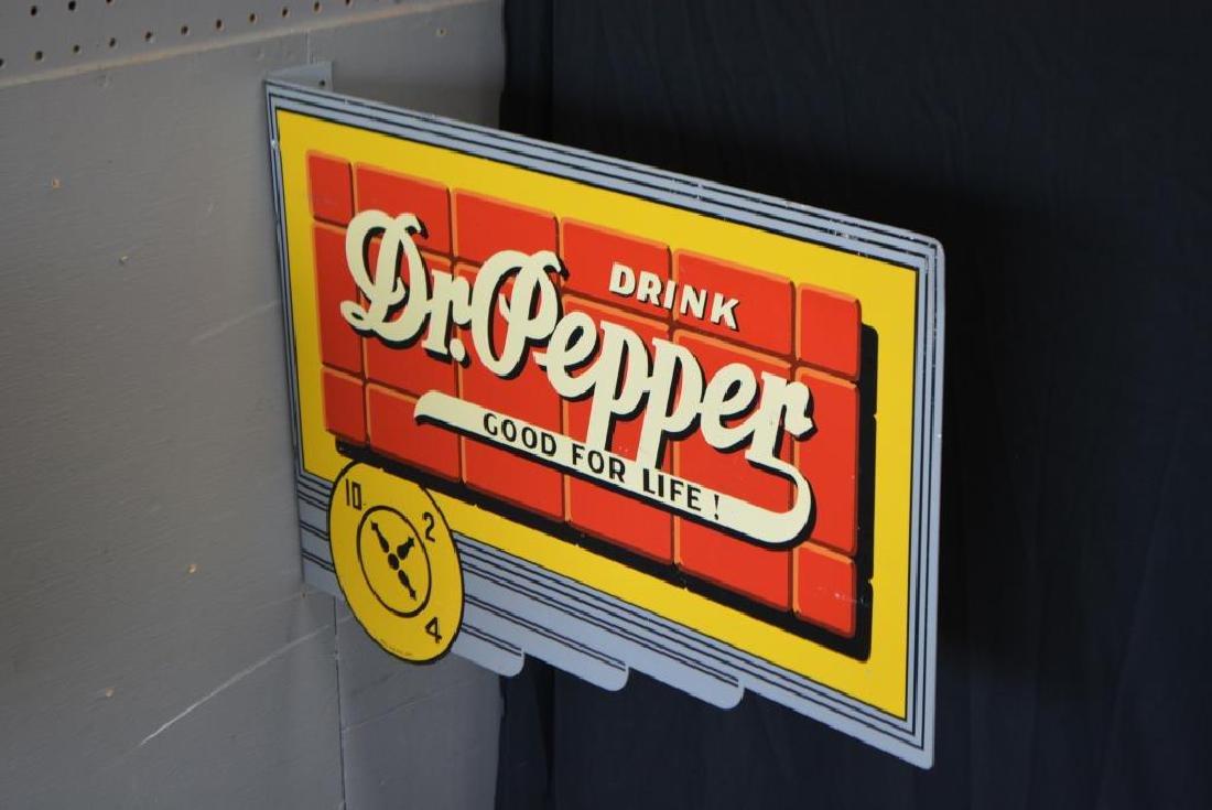"""Dr. Pepper Flange 14""""  x   21 1/4"""" - 2"""