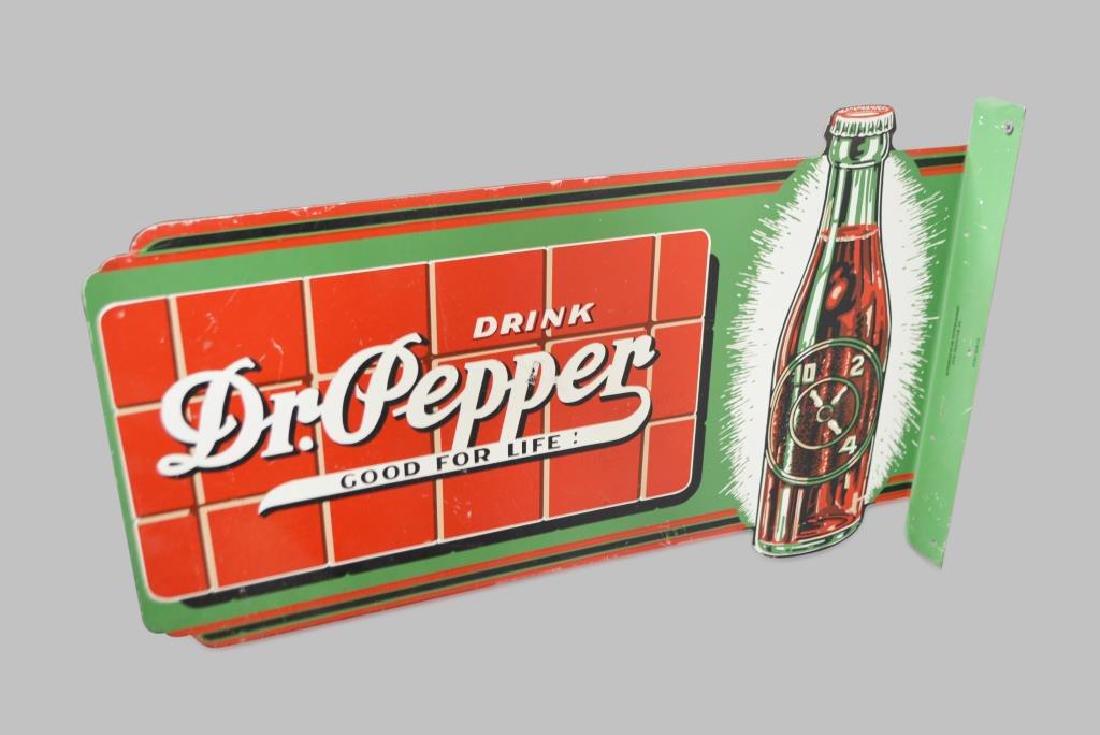 """Dr. Pepper Flange 14 3/4""""  x   24"""""""