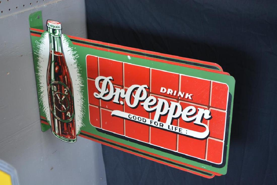 """Dr. Pepper Flange 14 3/4""""  x   24"""" - 2"""