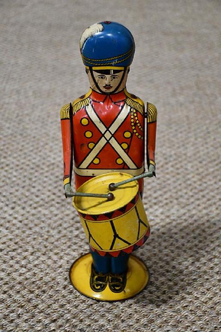Windup Toy Soldier (Key wind)