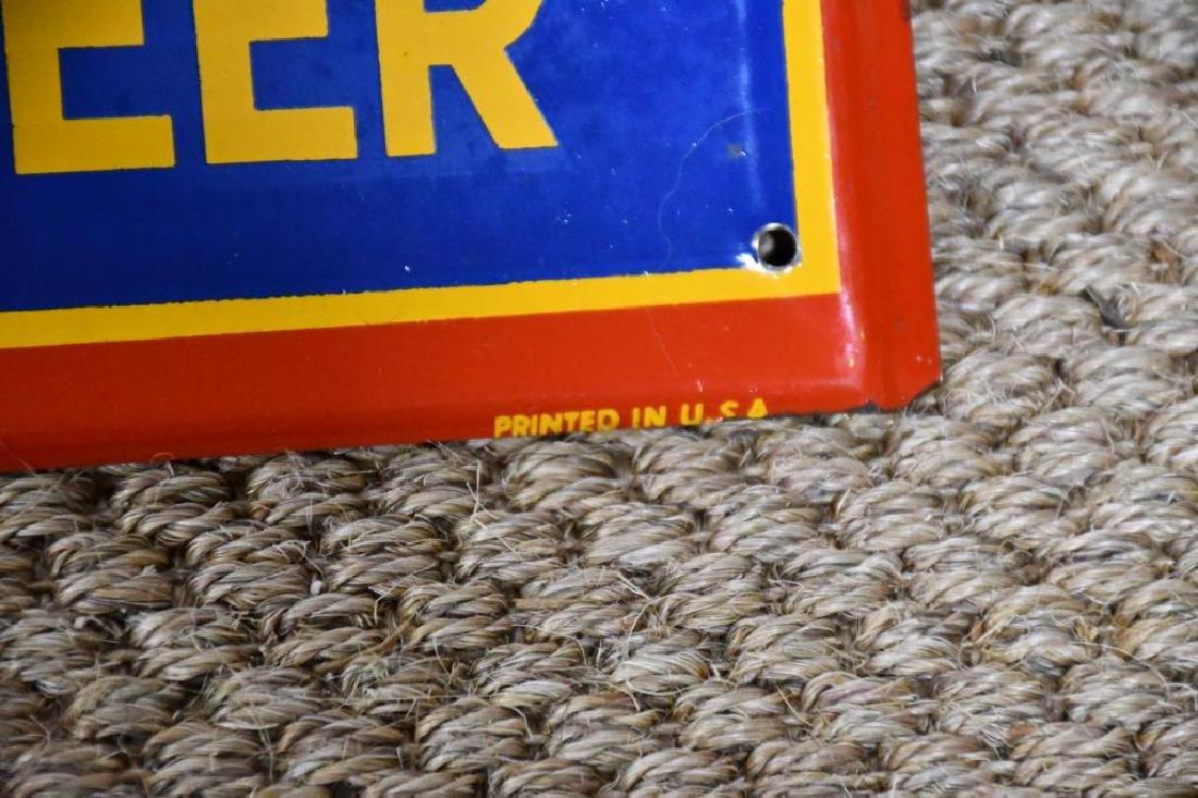 """Metal Dad's Root beer Sign 19""""  x   27"""" - 3"""