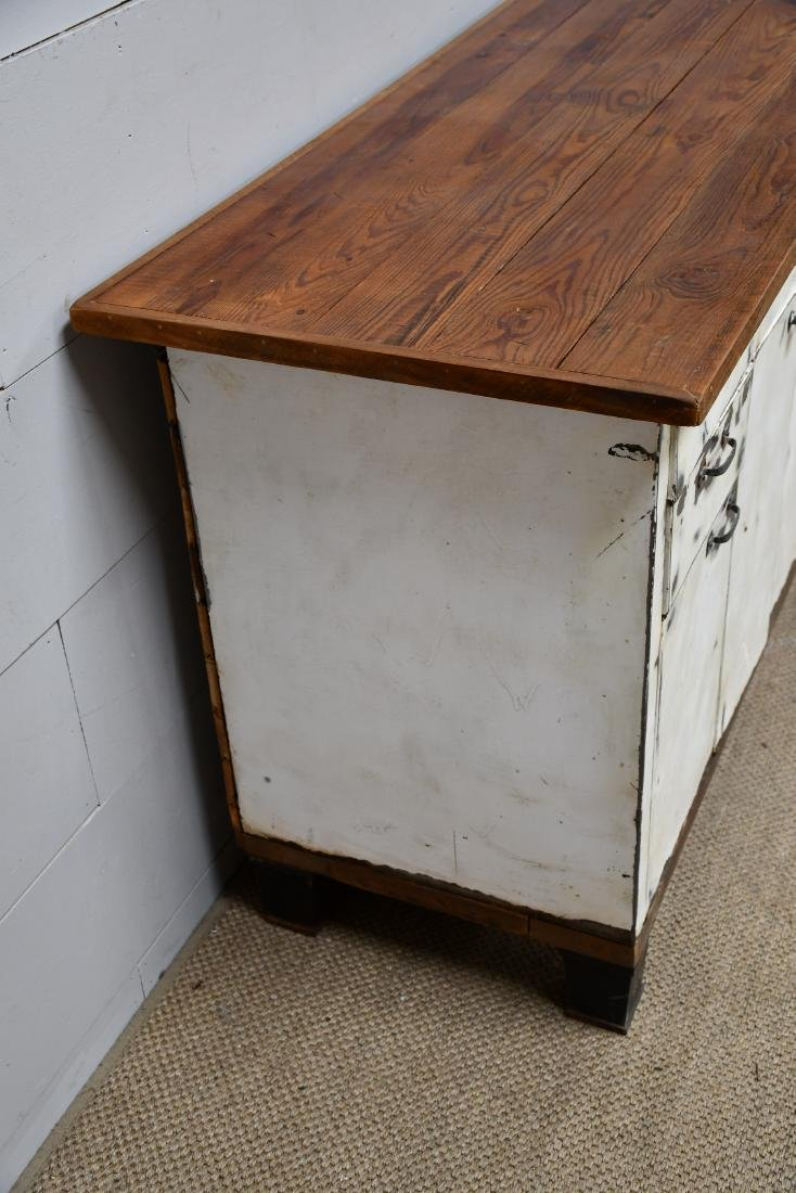 "Industrial Work Counter 39""H,   58""  x  26 1/2"" - 2"