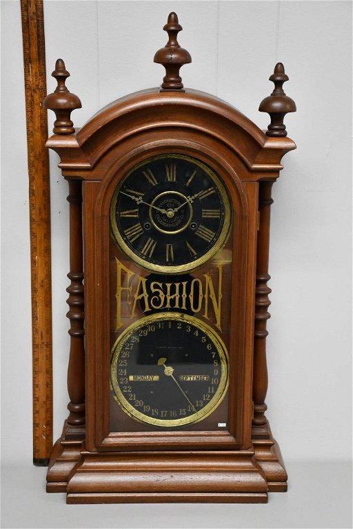 Fashion Calendar Clock- Works