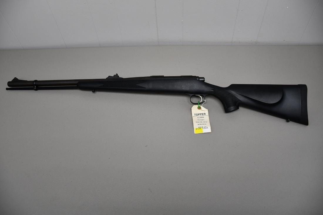 Remington Model 700 ML  50 cal  black powder or Pyrodex