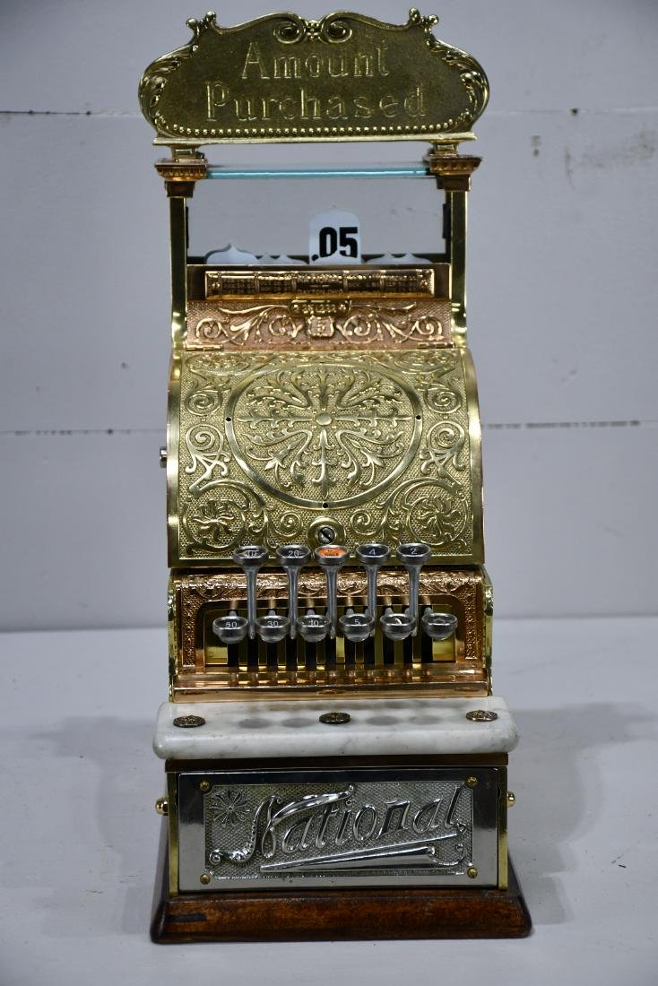 """Candy Store National Cash Register 22 1/4""""H,   9 1/4"""""""