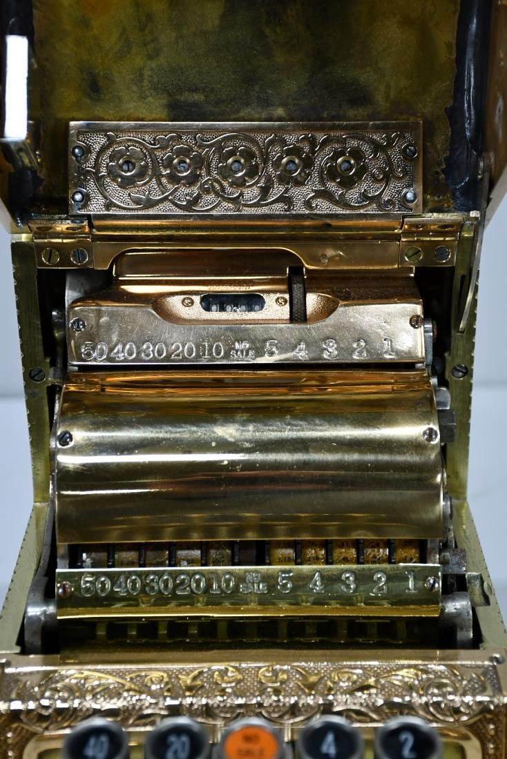 """Candy Store National Cash Register 22 1/4""""H,   9 1/4"""" - 2"""