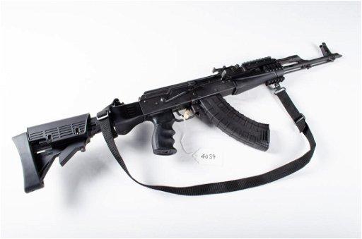 GP/WASR 10 AK47 7 62X39 SN:AO-2002-82