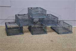 Industrial Metal Wire Basket