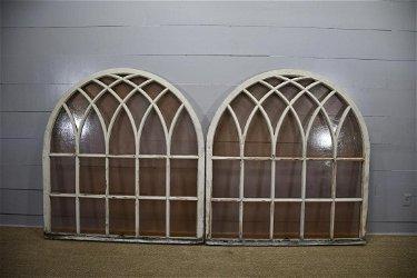 Arched Gothic Window X-2\r\n 69\