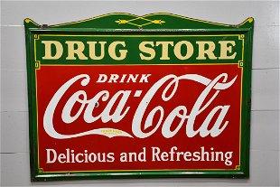 Vintage Signs For Sale >> Vintage Porcelain Advertisements Signs For Sale Antique