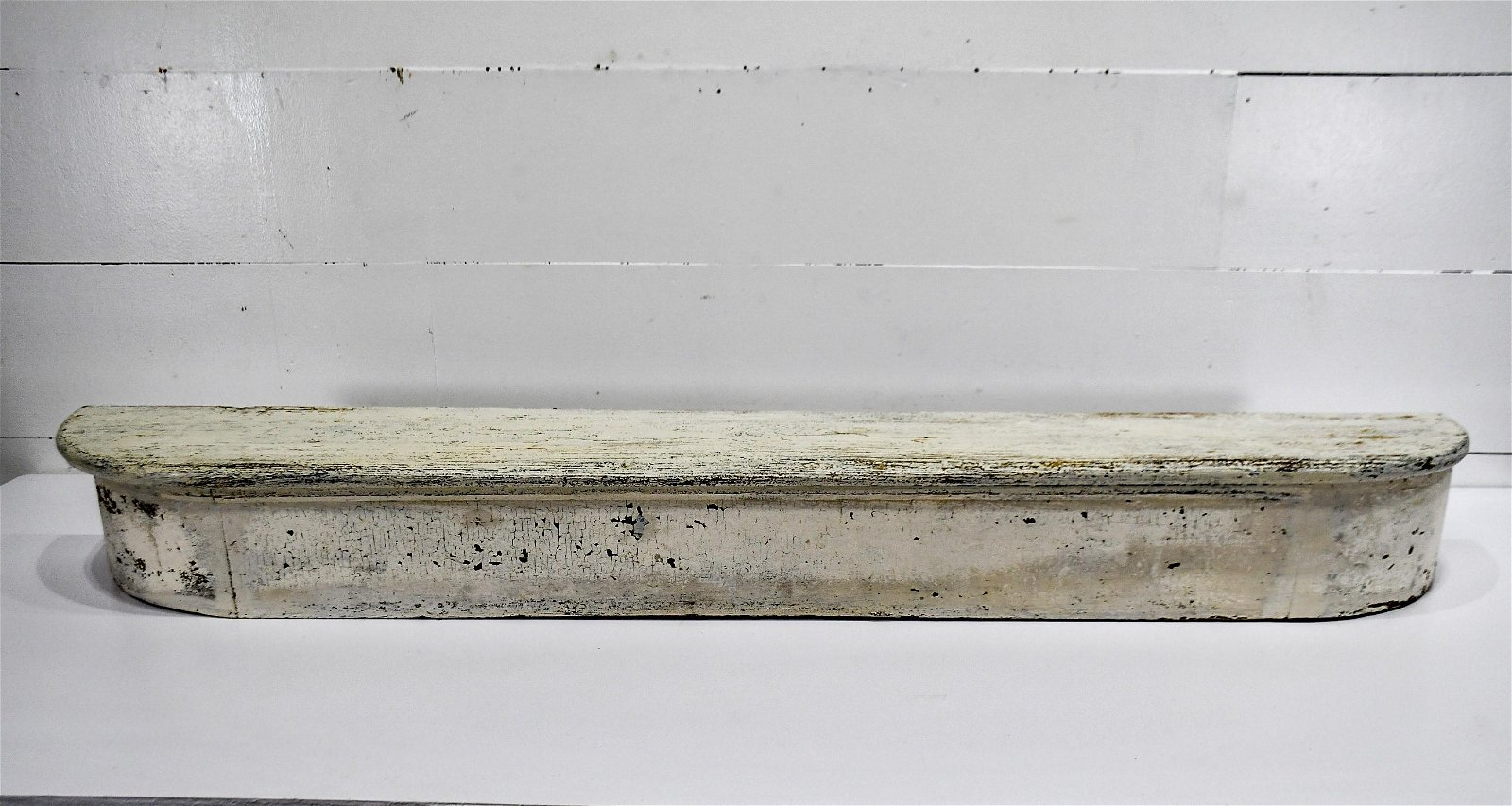 """Painted General Store Riser 8""""H,   71 1/2""""  x   11 1/2"""""""