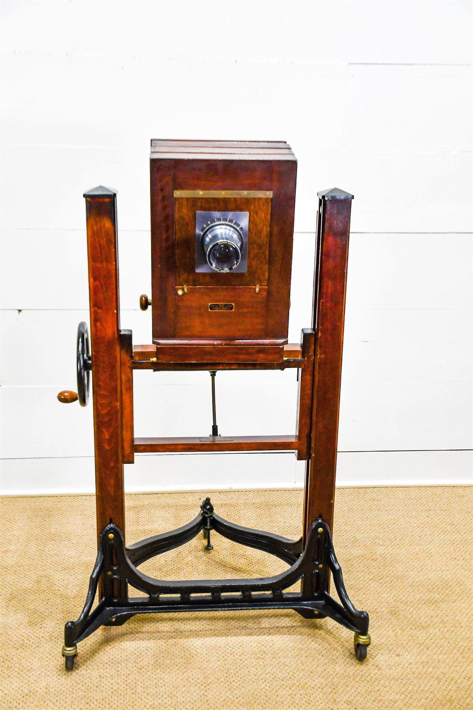 Century Studio Camera on Stand by Eastman Kodak Co 54