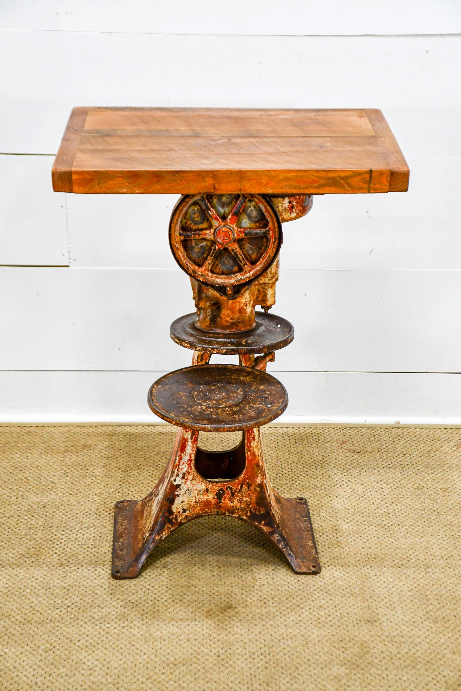 """Industrial Work Stand 37""""H,   26""""  x   19 1/2"""""""