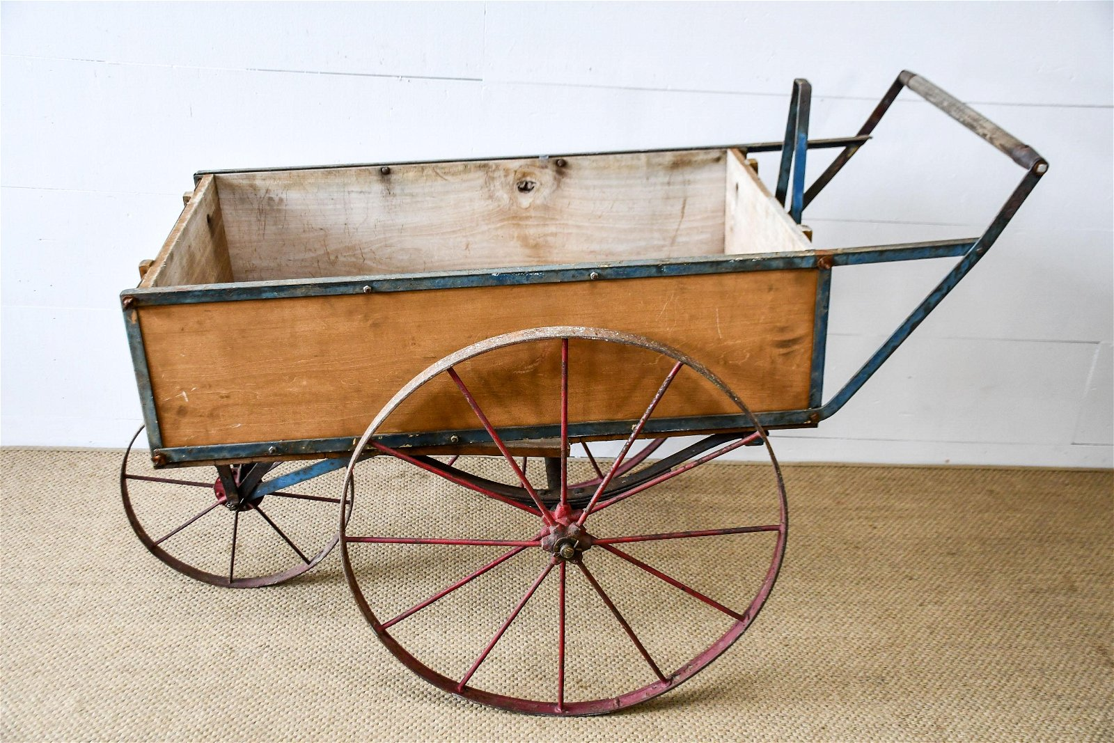 """French Market Cart 41 1/2""""H,   61""""  x   33"""""""