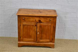 """Early Pine Wash Stand 27""""H,   30""""  x   15 1/2"""""""