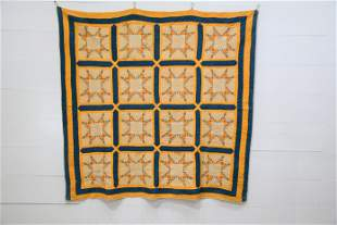 """Pa. Quilt 76"""" x 75 1/2"""""""
