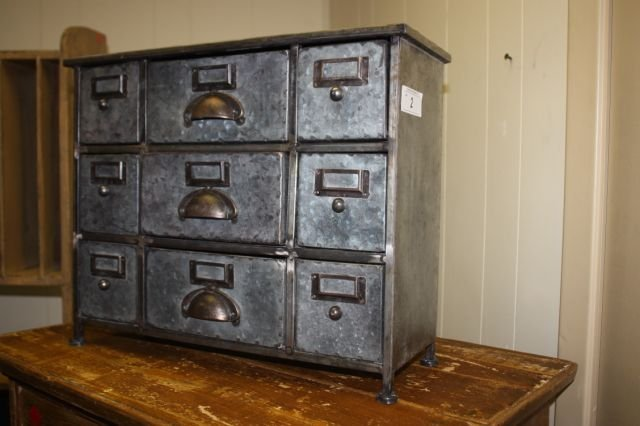 2: Industrial Drawer Unit