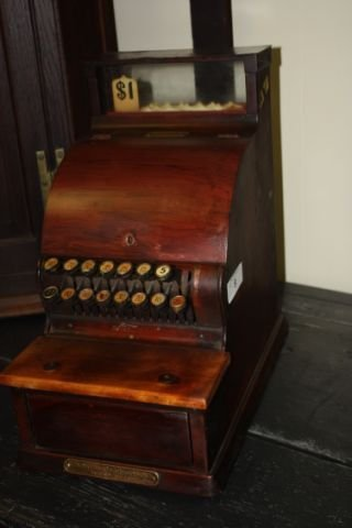 9: Candy Store Cash Register