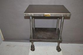 3: Industrial Cart