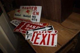 1H: Traffic Sign X9