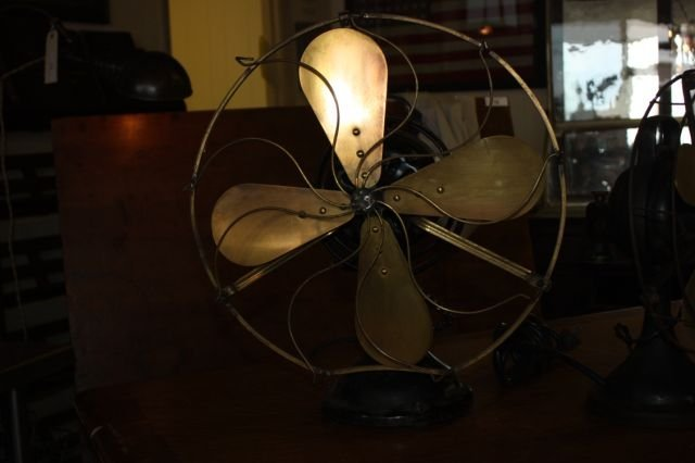 9A: Fan- Working X3