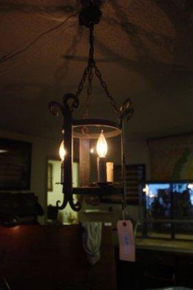 10B: Hanging Light